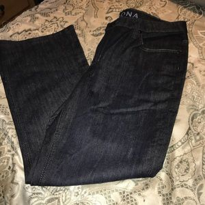 MERONA MID RISE BOOT CUT JEANS SIZE 12